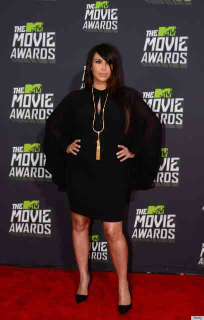 Kim Kardashian MTV Movie Awards | Award | Corporate awards | Peoples Choice Awards |