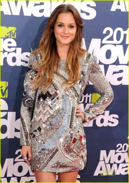 Leighton Meester MTV Movie Awards | Award | Corporate awards | Peoples Choice Awards |