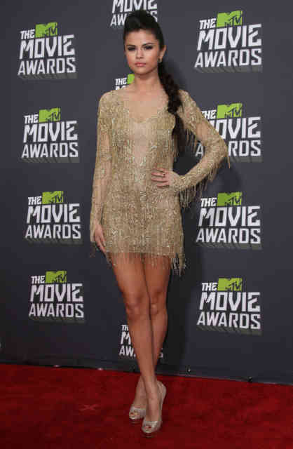 Selena MTV Movie Awards | Award | Corporate awards | Peoples Choice Awards |