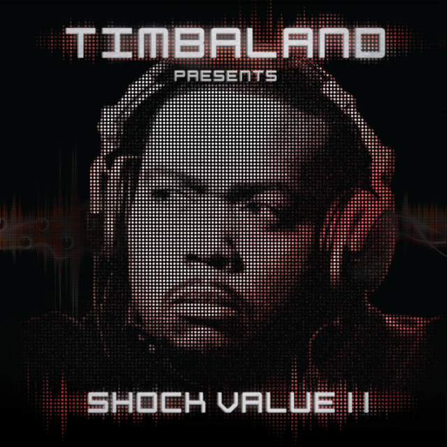 Timbaland shock value 2 Cover