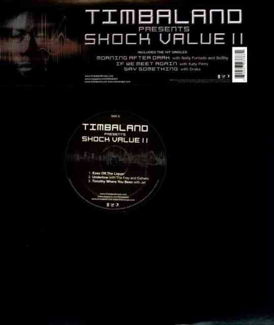 Timbaland shock value 2 Official Album