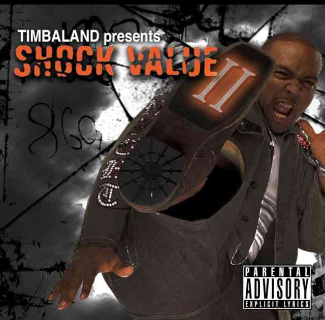 Timbaland shock value 2 Presents Poster Official Album