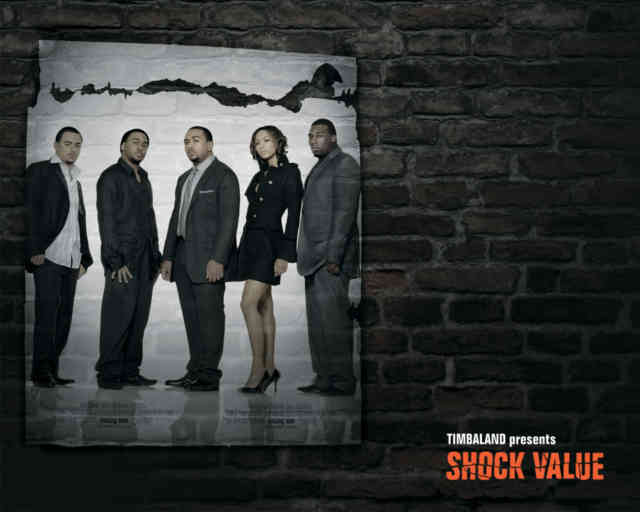 Timbaland shock value 2 The Essentials Official Poster