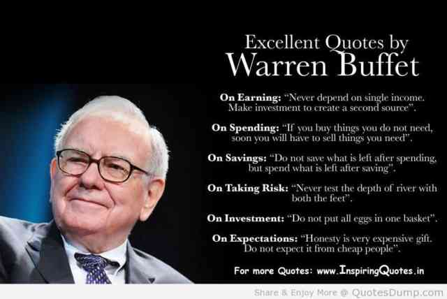 Warren Buffet investment strategy Wallpaper