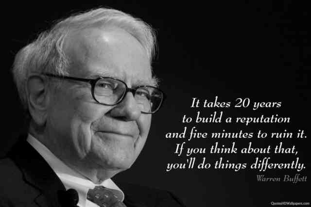 Warren Buffett Portfolio Wallpapers