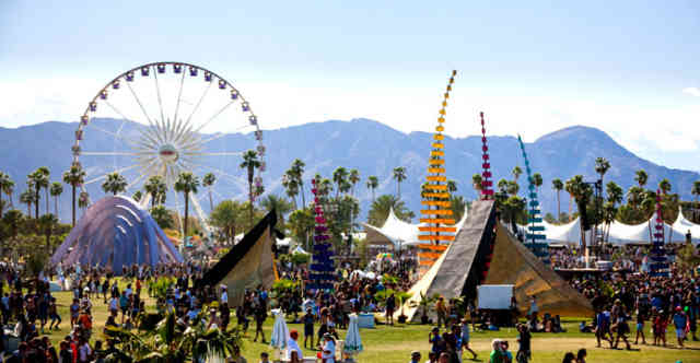 Where is Coachella Festival | #14