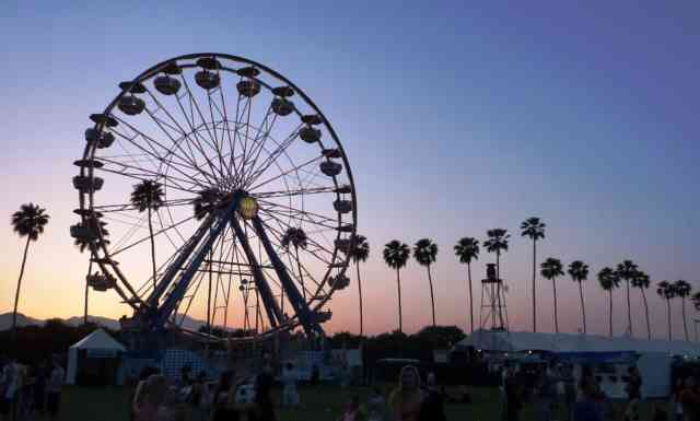 Where is Coachella Festival | #20