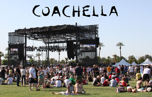 Where is Coachella Festival | #29