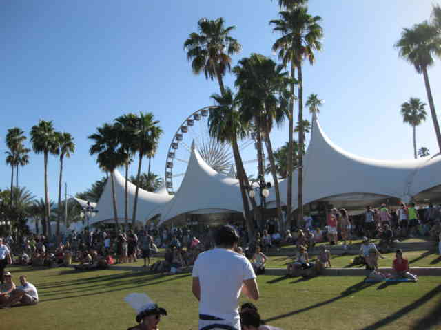 Where is Coachella Festival | #35