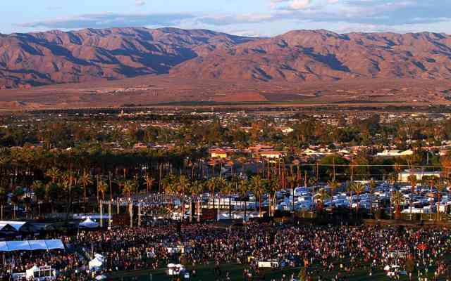 Where is Coachella Festival | #8