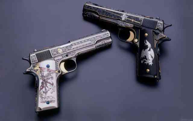Desert Eagle Gun HD Wallpapers