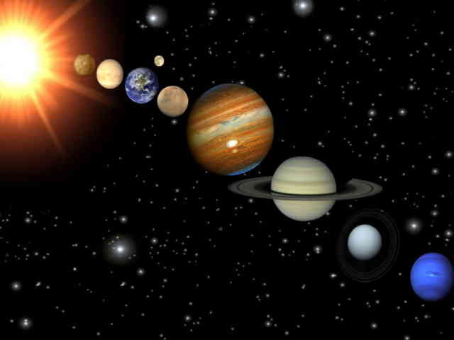 best solar system wallpaper - photo #18