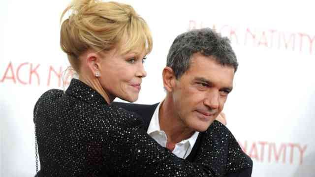 Antonio Banderas and Melanie Griffith divorce | Wallpaper celebrities | #11