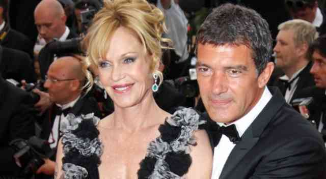 Antonio Banderas and Melanie Griffith divorce | Wallpaper celebrities | #13