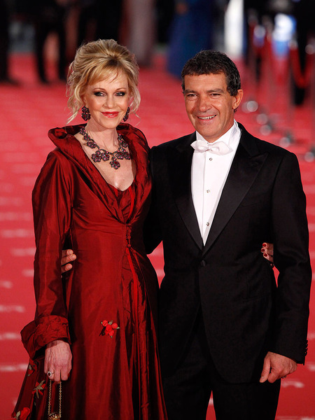 Antonio Banderas and Melanie Griffith divorce | Wallpaper celebrities | #16