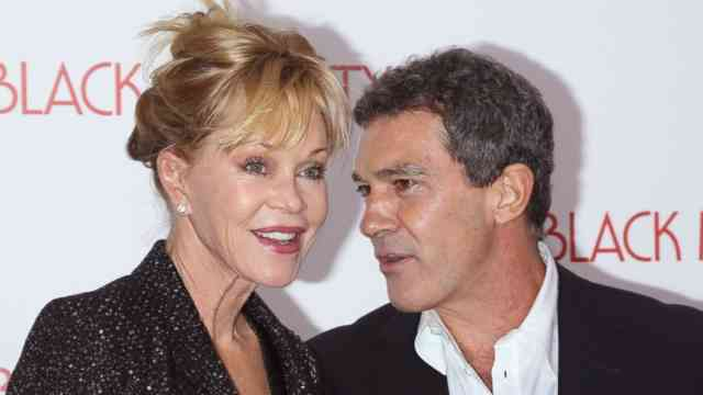Antonio Banderas and Melanie Griffith divorce | Wallpaper celebrities | #19