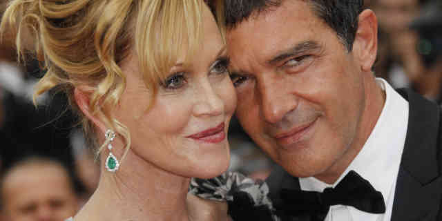 Antonio Banderas and Melanie Griffith divorce | Wallpaper celebrities | #20