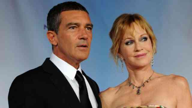 Antonio Banderas and Melanie Griffith divorce | Wallpaper celebrities | #21