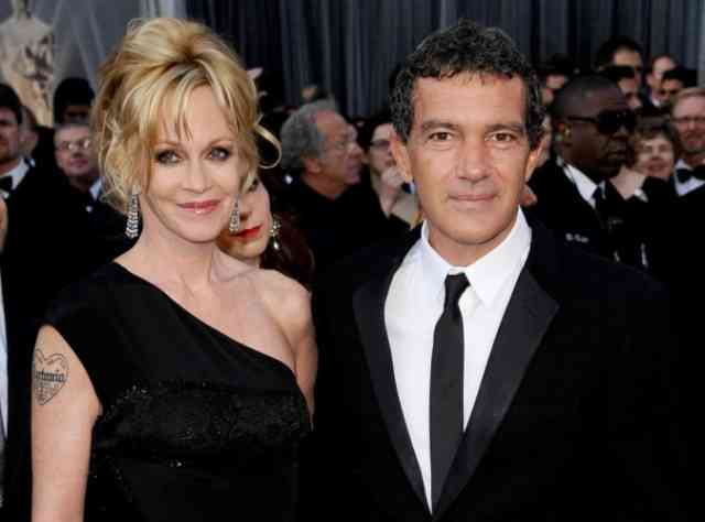 Antonio Banderas and Melanie Griffith divorce | Wallpaper celebrities | #22