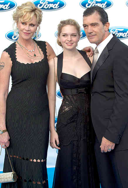 Antonio Banderas and Melanie Griffith divorce | Wallpaper celebrities | #29