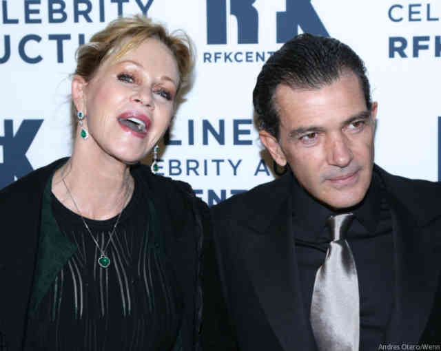 Antonio Banderas and Melanie Griffith divorce | Wallpaper celebrities | #3