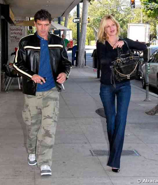 Antonio Banderas and Melanie Griffith divorce | Wallpaper celebrities | #49