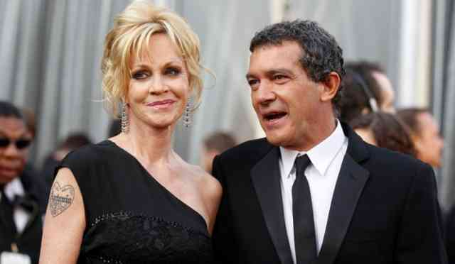 Antonio Banderas and Melanie Griffith divorce | Wallpaper celebrities | #6