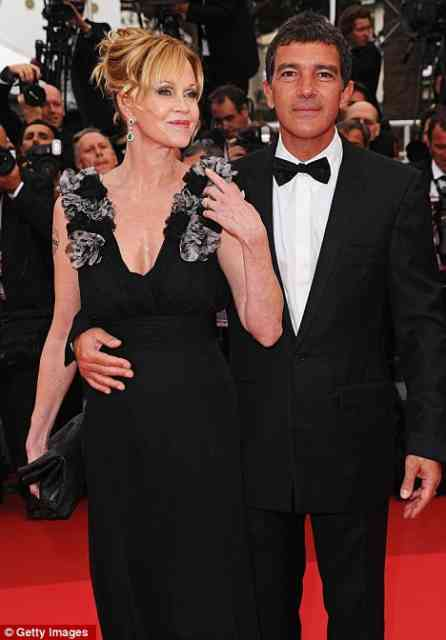 Antonio Banderas and Melanie Griffith divorce | Wallpaper celebrities | #7
