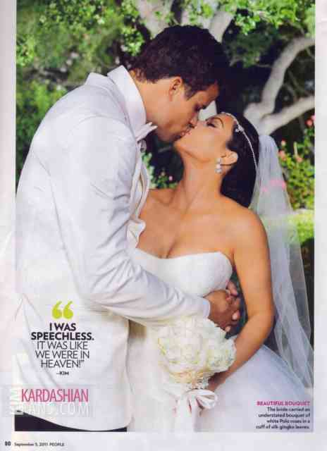 Kim Kardashian Wedding | Wedding Wallpaper | #15