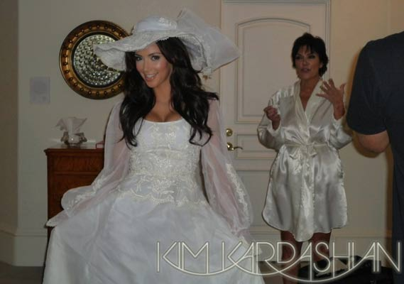Kim Kardashian Wedding | Wedding Wallpaper | #18