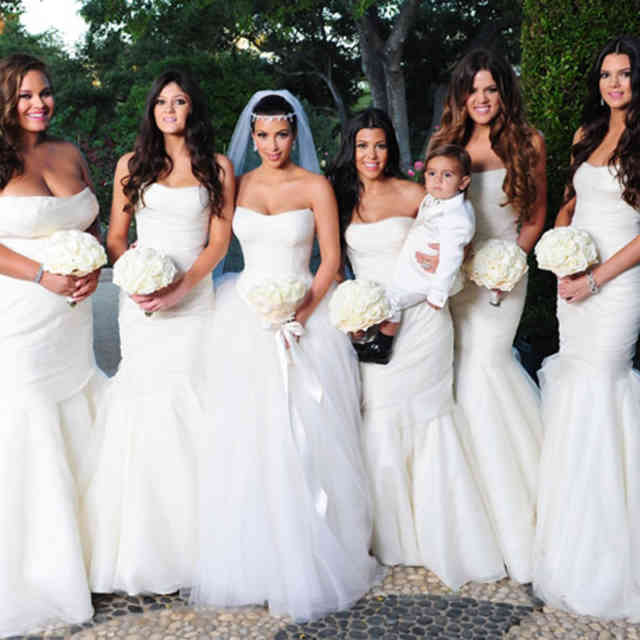 Kim Kardashian Wedding | Wedding Wallpaper | #2