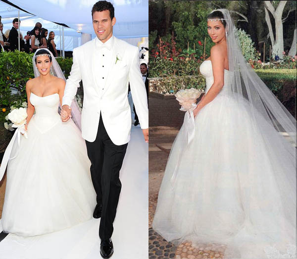Kim Kardashian Wedding | Wedding Wallpaper | #12