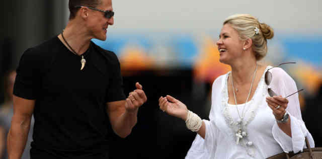 Michael Schumacher Divorce | #1