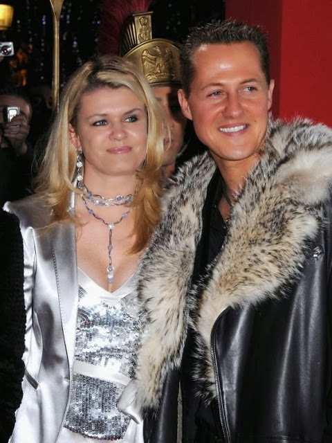 Michael Schumacher Divorce | #6