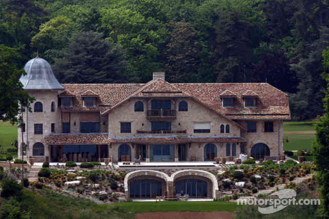 Michael Schumacher House