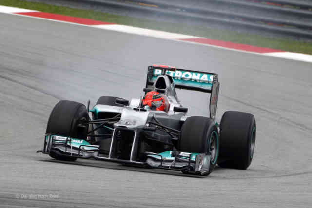 Michael Schumacher Mercedes | F1 wallpapers | #10