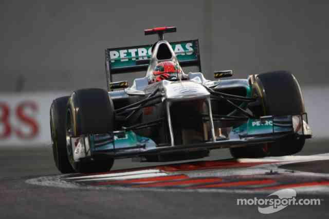 Michael Schumacher Mercedes | F1 wallpapers | #11