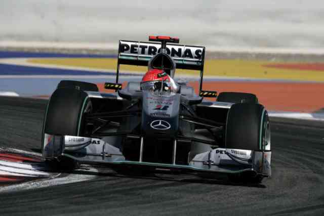 Michael Schumacher Mercedes | F1 wallpapers | #3