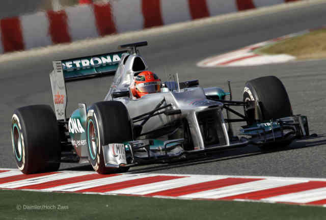 Michael Schumacher Mercedes | F1 wallpapers | #4