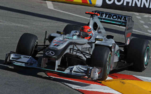 Michael Schumacher Mercedes | F1 wallpapers | #7