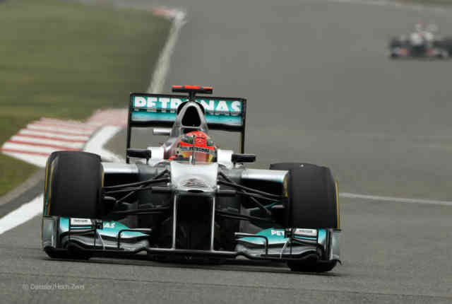 Michael Schumacher Mercedes | F1 wallpapers | #8