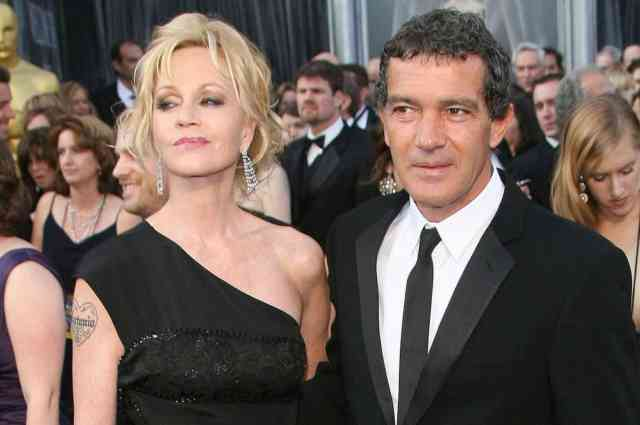 Antonio Banderas and Melanie Griffith divorce | wallpaper ce