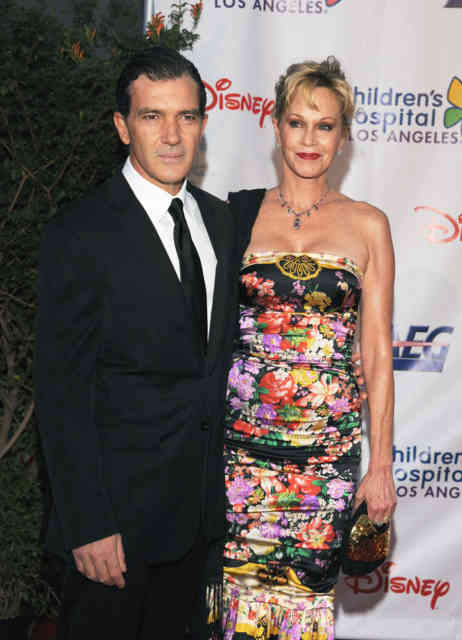 Banderas and Melanie Griffith Break Up - Antonio Banderas Divorce