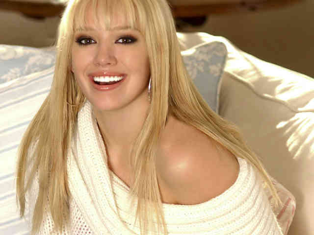Happy Hilary Duff Wallpapers