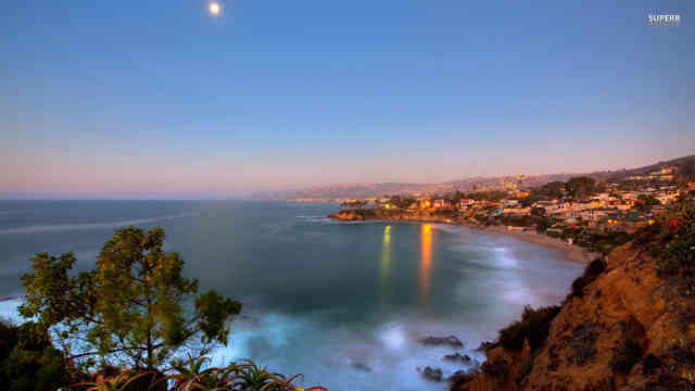 Laguna Beach Wallpaper | Beach Wallpapers