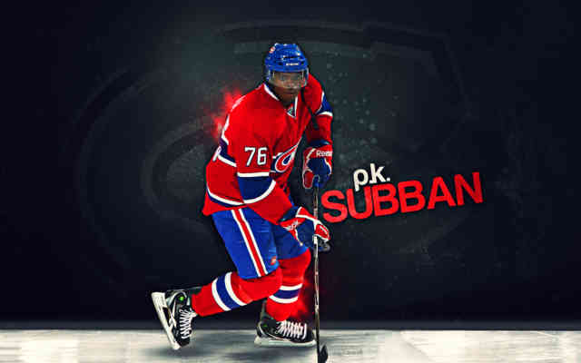 P.K. Subban Wallpaper | Montreal Hockey Canadiens | #10