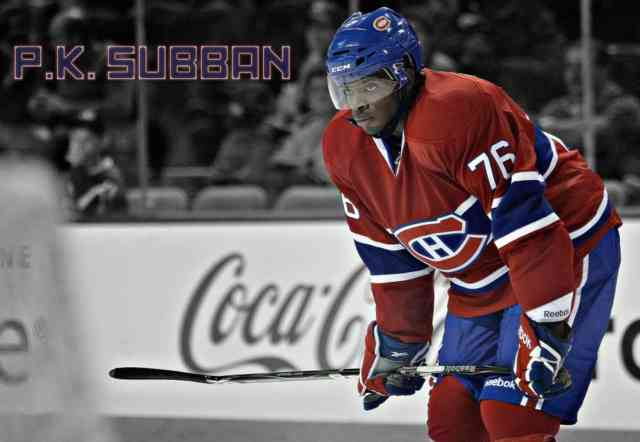 P.K. Subban Wallpaper | Montreal Hockey Canadiens | #13