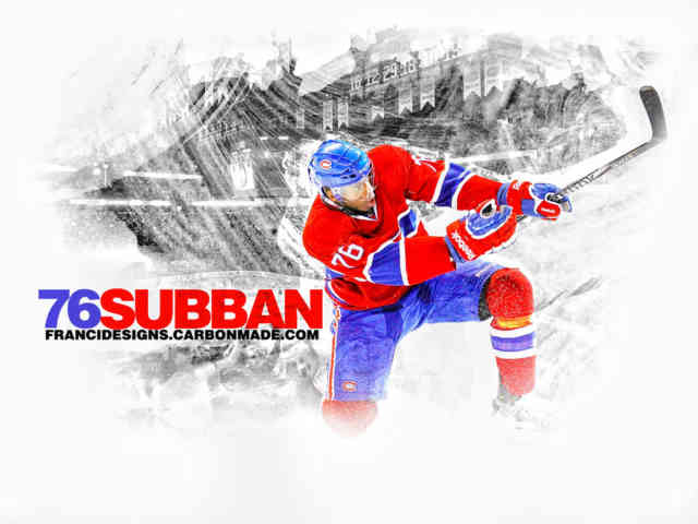P.K. Subban Wallpaper | Montreal Hockey Canadiens | #21