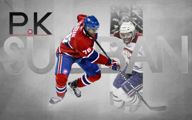 P.K. Subban Wallpaper | Montreal Hockey Canadiens | #22