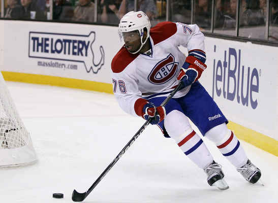 P.K. Subban Wallpaper | Montreal Hockey Canadiens | #24